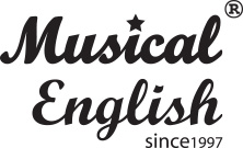 Musical English since1997