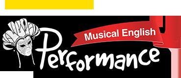영어교육의 하이라이트 Performance Musical English